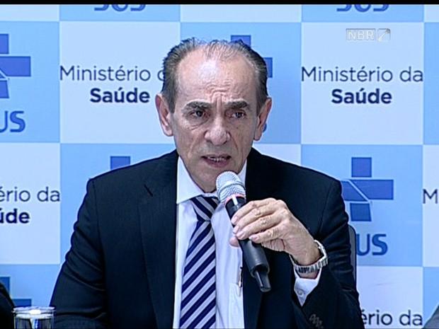Marcelo Castro, ministro da Saúde (Gnews) (Foto: Reprodução GloboNews)
