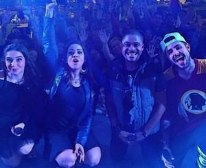 Pérola Crepaldi Rully Anne Pedro Lima Leando Buenno The Voice Brasil  (Foto: Reprodução/ Redes Sociais)