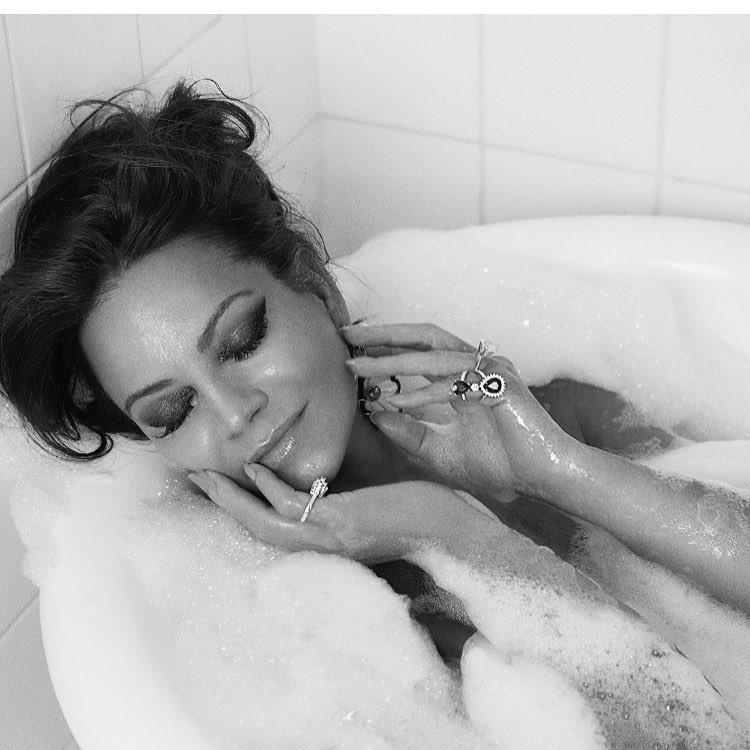 Foto de Luiza Brunet no Instagram (Foto: Reprodução/Instagram)