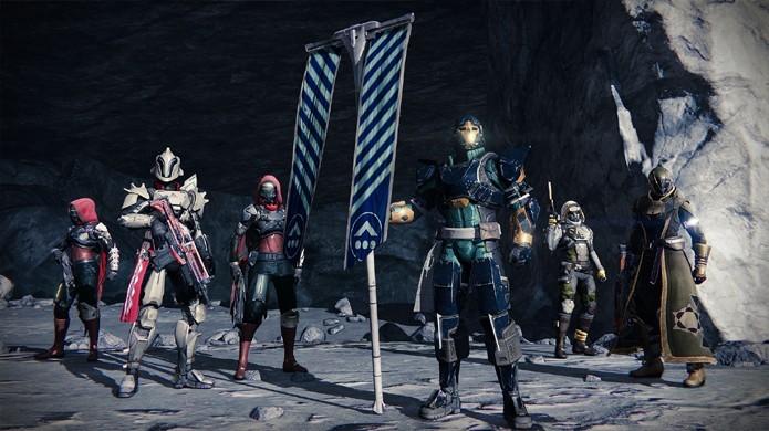 Destiny chega aos consoles (Foto: Divulgação)