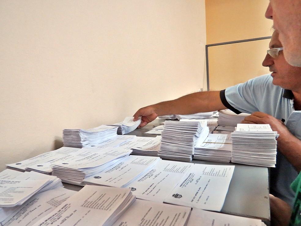 Comunicado deve ser feito para anunciar sobre as novas datas de pagamentos e procedimentos para impressão ou retirada do novo carnê (Foto: Prefeitura de Iperó/Divulgação)