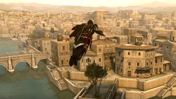 Assassins Creed The Ezio Collection funciona apenas como aula de história (Foto: Divulgação/Ubisoft)
