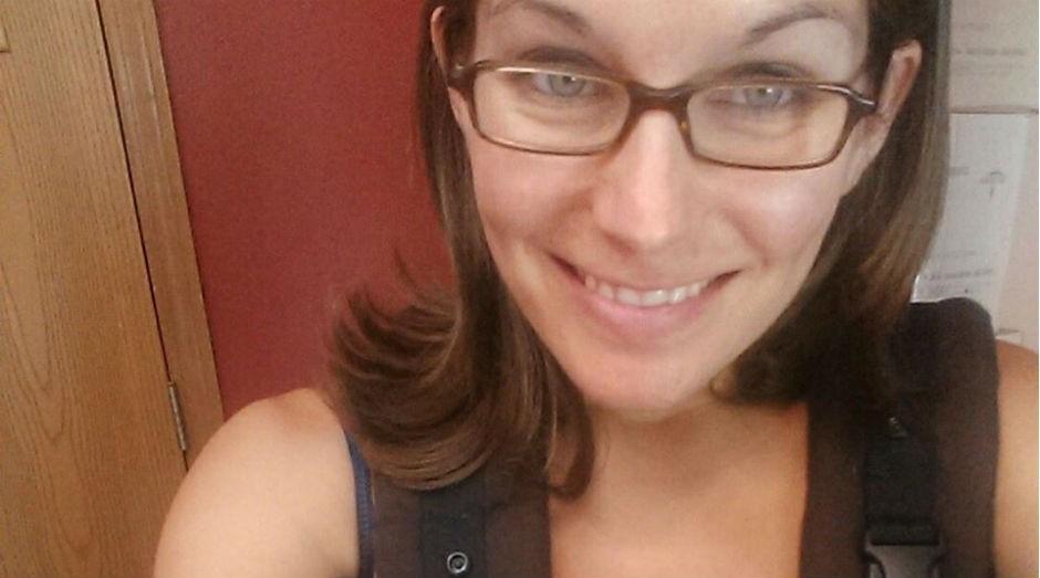 A enfermeira americana Nicole Harper publicou uma reclamação em seu perfil no Facebook (Foto: Reprodução Facebook)