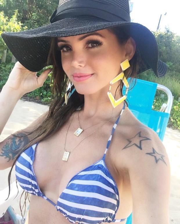 Thalita Zampirolli (Foto: Reprodução/Instagram)