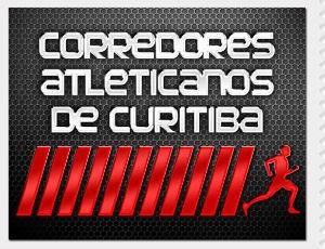 Símbolo do grupo de corredores de rua que representam o Atlético-PR (Foto: Divulgação / Acervo pessoal)