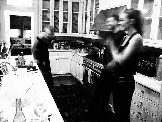 Karlie Kloss, Calvin Harris e Gigi Hadid: as pessoas favoritas de Taylor, segundo ela mesma. (Foto: Reprodução/Instagram)