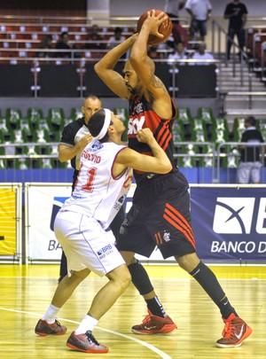 Brasilia X Flamengo, NBB (Foto: Brito Junior)
