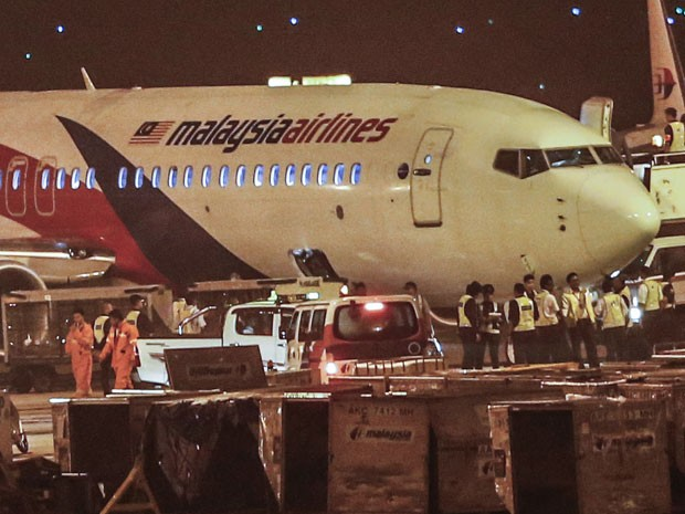 Voo Malaysia Airlines  (Foto: Vincent Thian/AP)