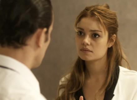 Vitor assusta Alice: 'Estamos juntos até a morte'