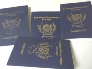 Resultado de imagem para passaporte do congo
