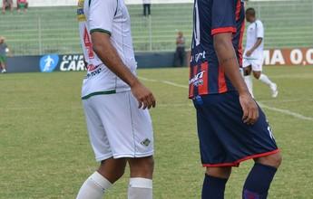 Macaé acerta com atacante Deivison, que disputou o Carioca pelo Cesso