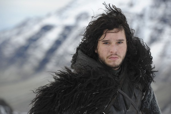 Kit Harrington, que interpreta Jon Snow em Game of Thrones, participa de quadro de humor (Foto: Reprodução)
