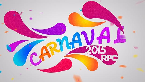 Carnaval 2015 na RPC (Foto: Divulgação/RPC)