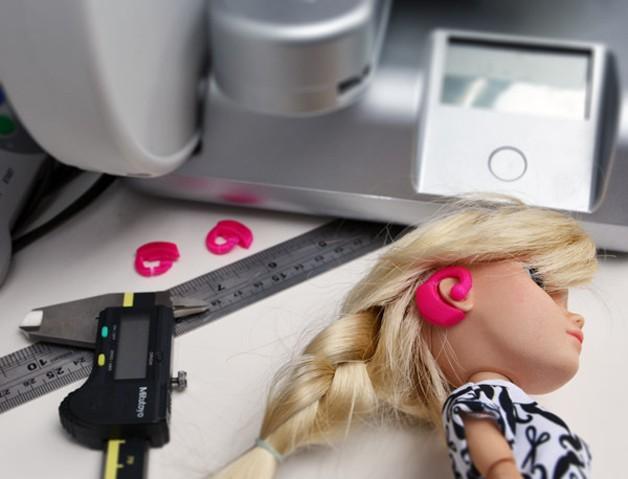 Marca aposta em bonecas com deficiência para incentivar a inclusão (Foto: Divulgação)