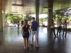 Fábio Venâncio Belém Pará Não Aprovado Medicina UFPA PS 2013 (Foto: Natália Mello/G1)