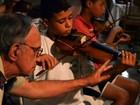 Orquestra de Santa Cruz do Rio Pardo faz apresentação de Natal