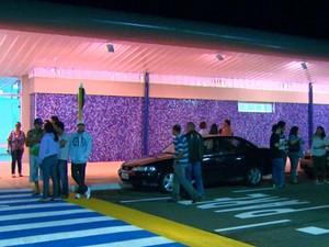 Aeroporto Bartholomeu Gusmão em Araraquara (Foto: Wilson Aiello/EPTV)