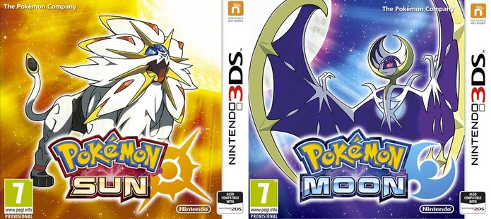 Pokémon Sun e Pokémon Moon chegam em novembro (Foto: Divulgação/Nintendo)