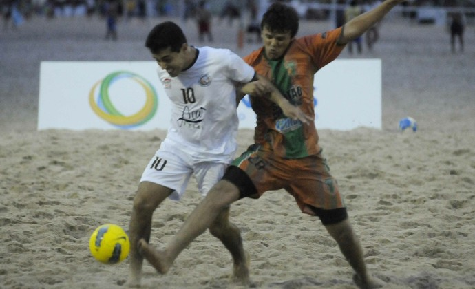 Copa Manaus de Beach Soccer (Foto: Antônio Lima)