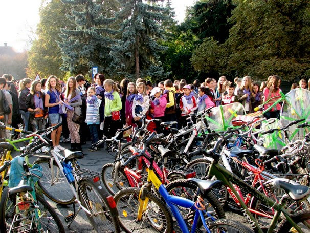 Dia Mundial Sem Carro (Foto: Mobility Week)