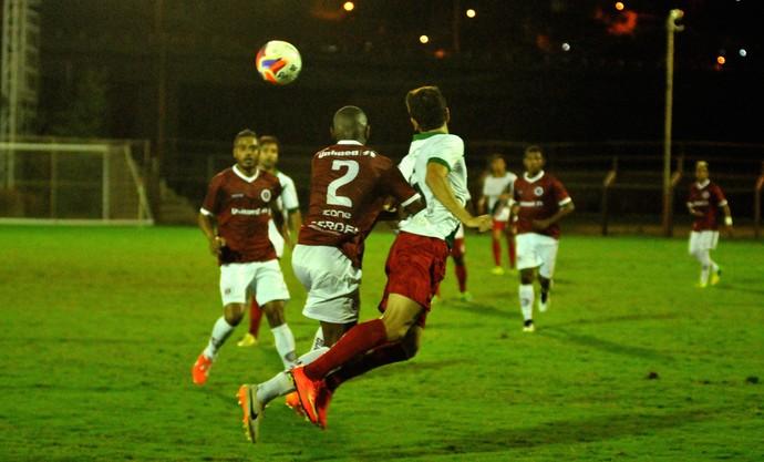 Campeonato Capixaba 2015: Desportiva Ferroviária x Real Noroeste (Foto: Fernando Madeira/A Gazeta)