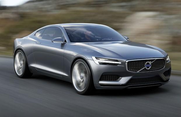 Volvo Concept Coupé (Foto: Divulgação)