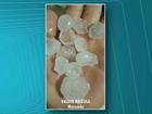 Chuva forte e com pedras de granizo causa estragos em Cascavel, no PR