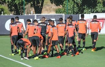 Indefinições: treino fechado encerra preparação do Galo para pegar o Inter