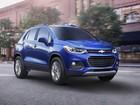 Chevrolet mostra Tracker 'americano' reestilizado