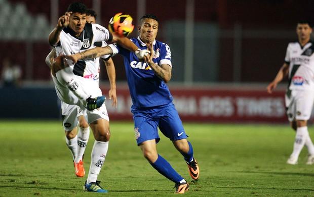 Guerrero Ponte Preta x Corinthians (Foto: Marcos Ribolli / Globoesporte.com)