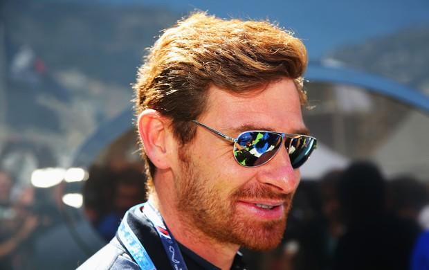 Andre Villas-Boas  monaco formula 1 (Foto: Getty Images)