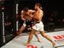 """Sem """"Luta da Noite"""", UFC dá bônus  a quatro atletas por desempenhos"""