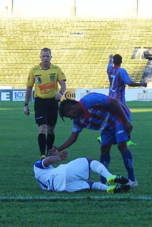 Piauí x Parnahyba, Campeonato Piauiense  (Foto: Joana D'arc Cardoso)