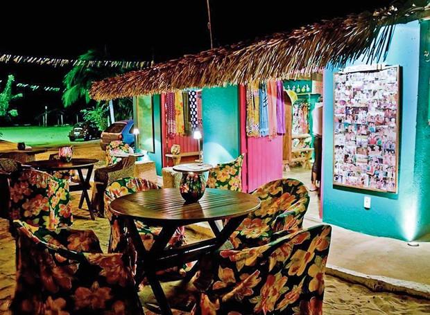 A creperia Madame Chita, bom lugar para caipirinhas (Foto: Divulgação)