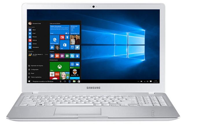 O Expert X50 possui excelentes configurações de hardware   (Foto: Divulgação/Samsung)