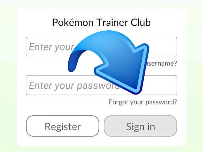 Selecione a opção no Pokémon Go (Foto: Reprodução/Murilo Molina)