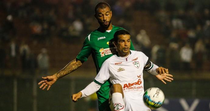 Portuguesa x Guarani - Série C do Brasileiro (Foto: ALE VIANNA / ELEVEN / ESTADÃO CONTEÚDO)