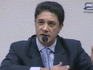 Silvio Pereira, o Silvinho (Foto: Reprodução/TV Globo)