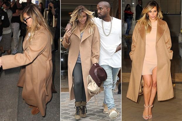MODA - Kim Kardashian (Foto: Getty Images | AKM-GSI BRASIL / Splash News)