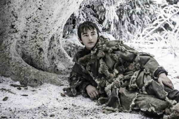 Isaac Hempstead-Wright como Bran Stark em 'Game of Thrones', (Foto: Divulgação)