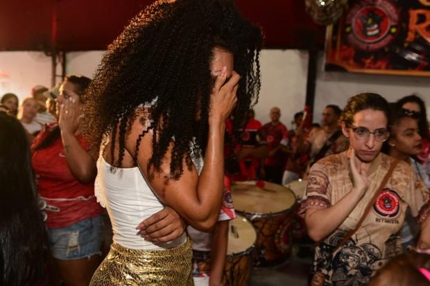 Simone Sampaio (Foto:  Leo Franco / AgNews)