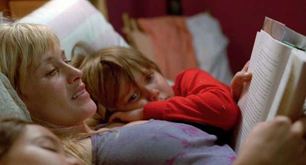 Patricia Arquette e Ella Coltrane em 'Boyhood' (Foto: Divulgação)