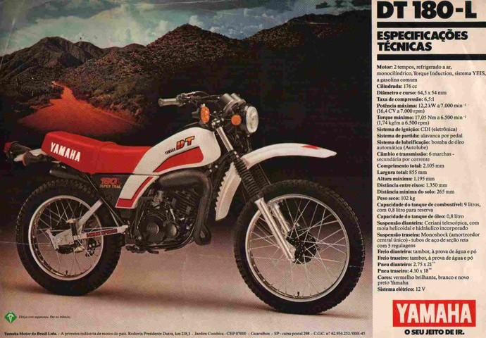 Conheça 5 motos que fizeram história no mercado nacional  ec2907a063b5c