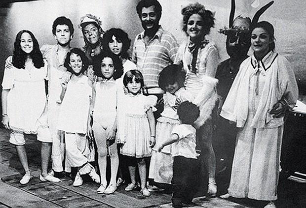 Saltimbancos 40 anos (Foto: Divulgação)