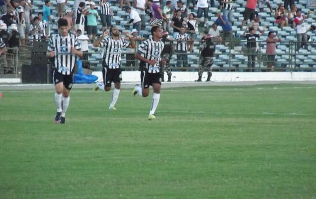 Treze, Campinense, Campeonato Paraibano, Paraíba (Foto: Silas Batista / Globoesporte.com/pb)