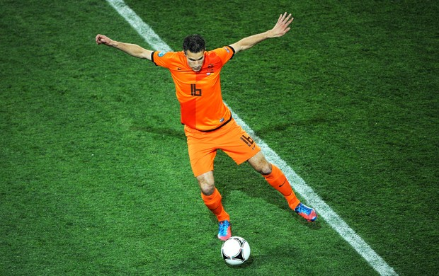 Van Persie Holanda (Foto: Getty Images)