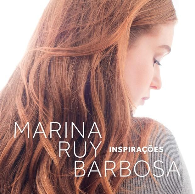 O livro de Marina Ruy Barbosa: Inspirações - Uma seleção afetiva de reflexões e poemas (Foto: Divulgação)