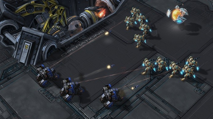 Os jogadores poderão participar de combates cooperativos e uma campanha exclusiva para personagens da trama (Foto: Divulgação/Blizzard)