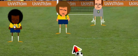 The Realistic Brazil 2014 Game – by UsVsTh3m