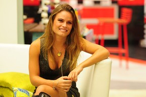 NatalIA Casassola, do 'BBB 13' (Foto: João Cotta/ TV Globo)